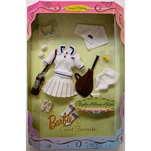 Barbie Millicent Roberts Court Favorite Tennis Fashions Collection  Limited Edition (1997)