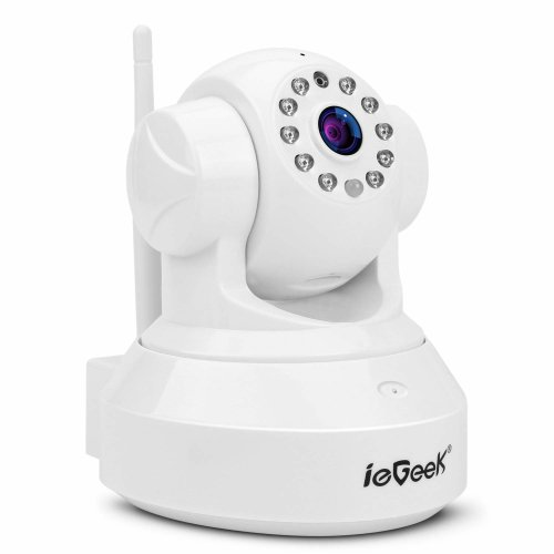 ieGeek WiFi IP Camera 720P HD Wireless Indoor Home CCTV Camera with