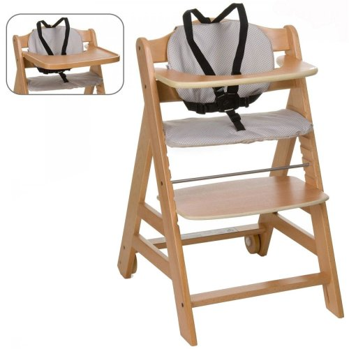 Hauck Natural Beta +B Highchair