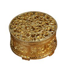 Auspicious Sandalwood Incense Burner Stove Vaporizer Tea Room Temple Ornaments