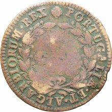 Portugal 1751-1776 5 Reis  Jose I Coin