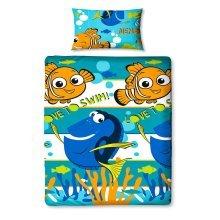 Finding Nemo Dory Single Duvet Cover Set Polyester
