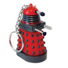 Doctor Who Dalek Keychain Torch -