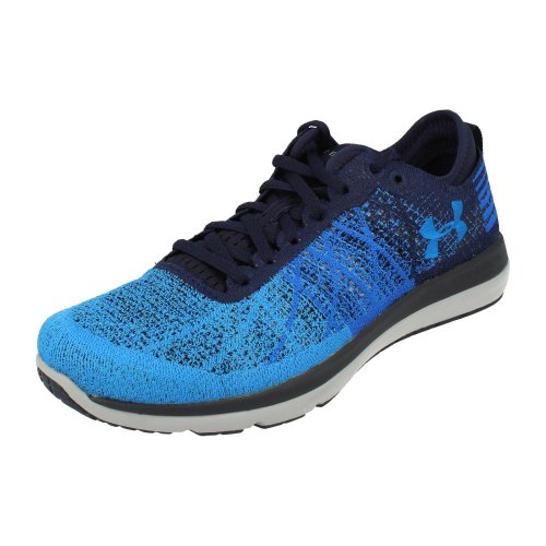 wholesale dealer ee056 11c95 Under Armour Threadborne Fortis Mens Running Trainers 1295734 Sneakers Shoes