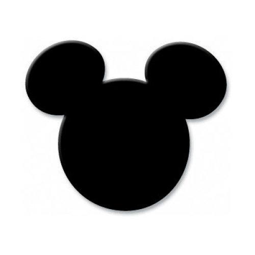 "Disney Paper Shapers Medium Punch-Mickey Icon, 1"""