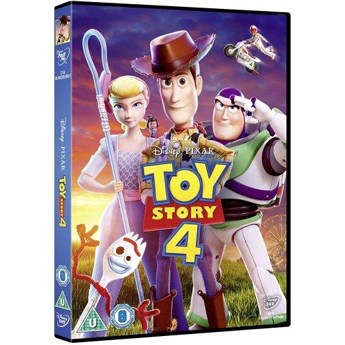 Disney & Pixar's Toy Story 4 DVD