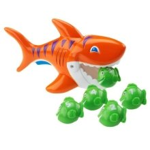 SwimWays Gobble Gobble Guppies | Swimming Pool & Bath Toy