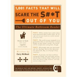1, 001 Facts That Will Scare the S**t out of You