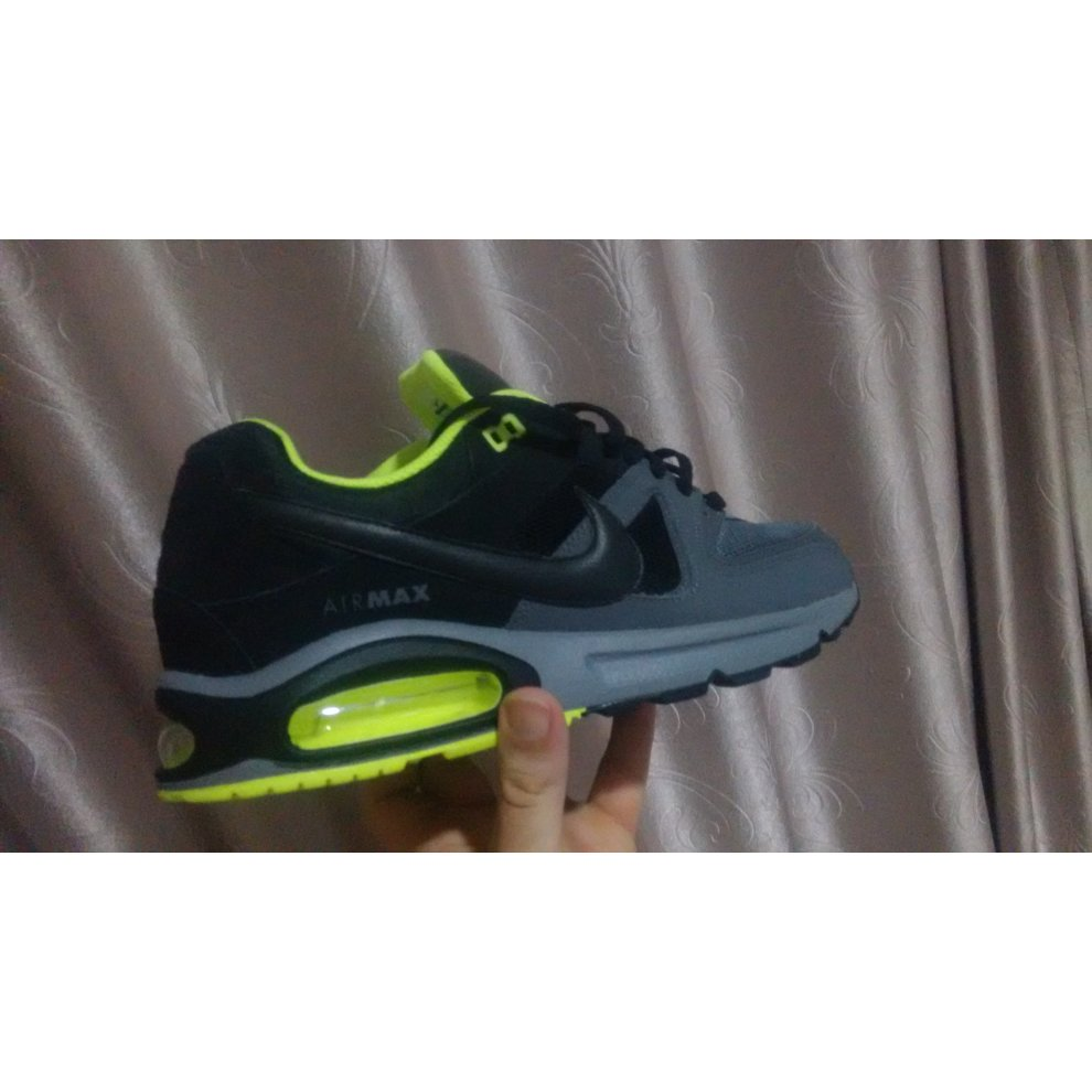 quality design 37c3d 04a1f Nike Air Max Command 2018 Grey Black Green trainers Size 10 on OnBuy