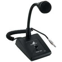 Dynamic Desk Mike - Pa Desktop Microphone