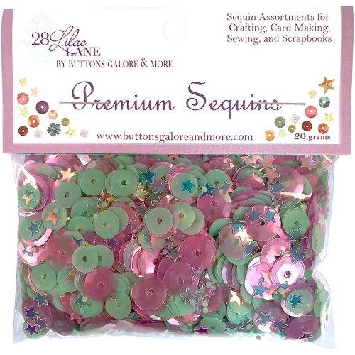 28 Lilac Lane Premium Sequins 20g-Pegasus
