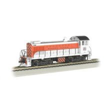 Bachmann Industries Western Pacific 562 ALCO S2 Diesel Locomotive Car