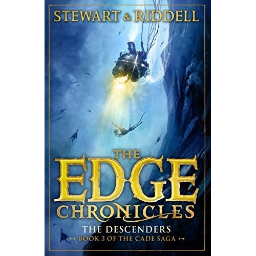 The Edge Chronicles 13: The Descenders: Third Book of Cade