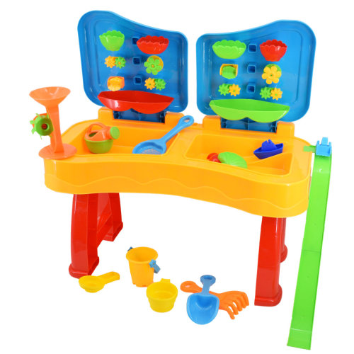 Sand and Water Table - 3 Designs with a Variety of Accessories