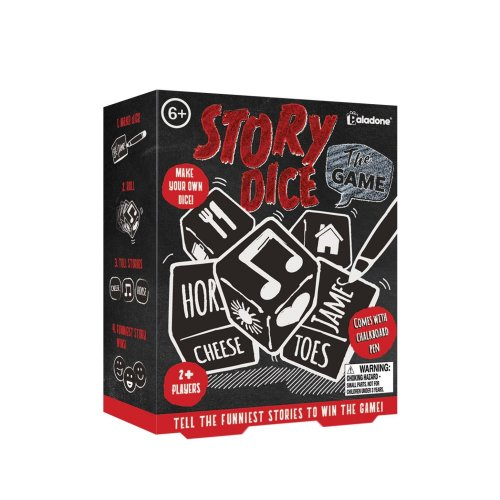 Story Dice The Game