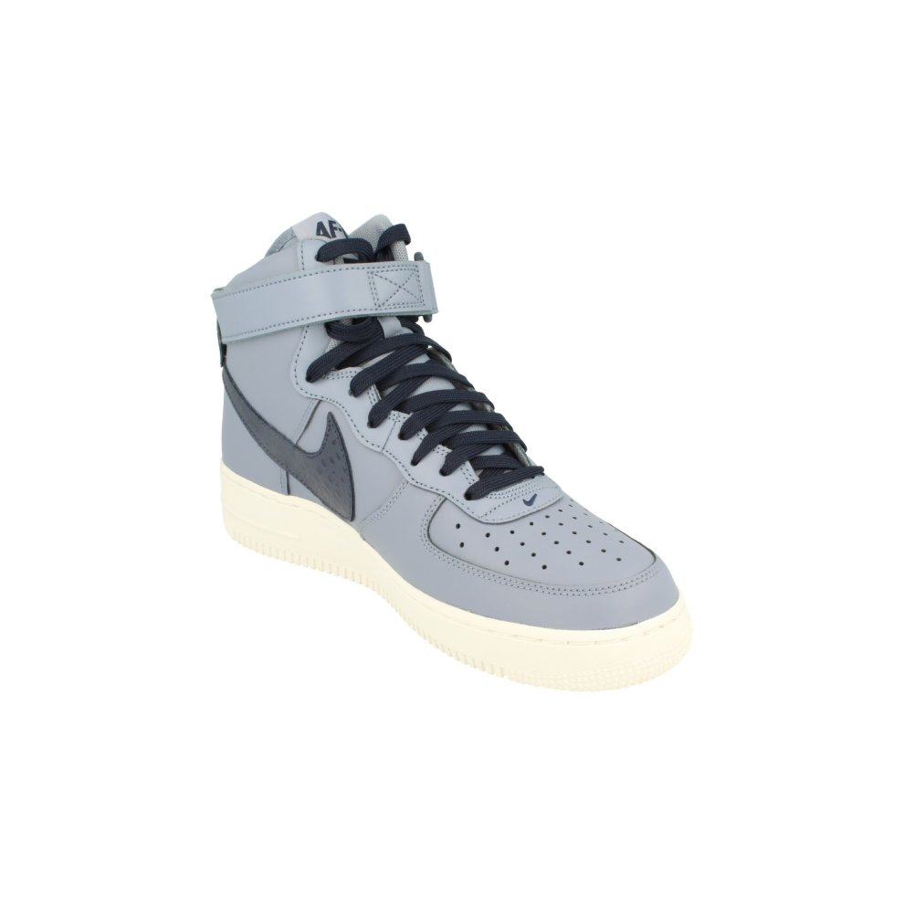 buy popular 7ca30 e57ba ... Nike Air Force 1 High 07 LV8 Mens Trainers 806403 Sneakers Shoes - 3 ...