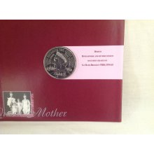 2000 Royal Mint Queen Mother Centenary £5 Five Pound Crown Coin Pack
