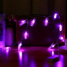 KCASA K-1 Led Lights String Lights  Christmas Decorations  1.5Meters 10Lights