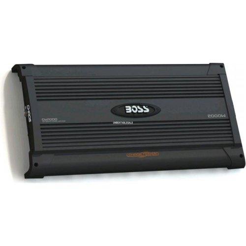 Boss CW1000 2000W 4 Ch Mosfet Amplifier