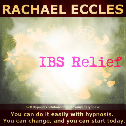 IBS Relief, Self Hypnosis Irritable bowel symptoms Hypnotherapy CD