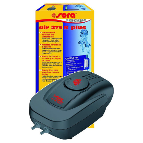 Sera Precision Air 275 R Plus Air Pump (275 l/h)
