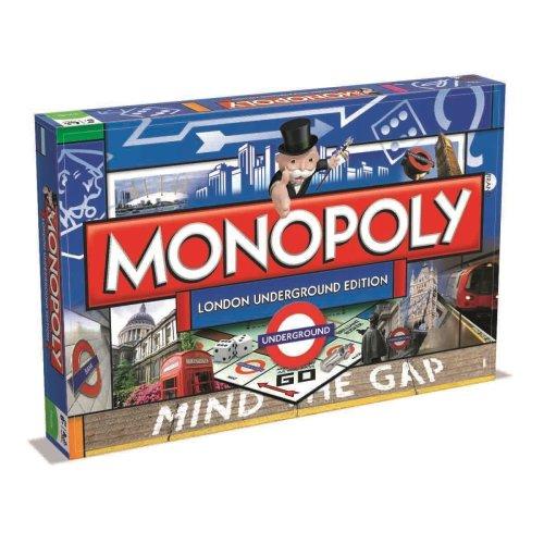 London Underground Monopoly Game