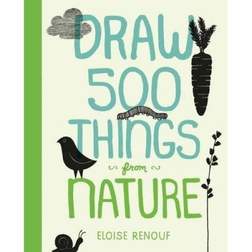 Draw 500 Things from Nature