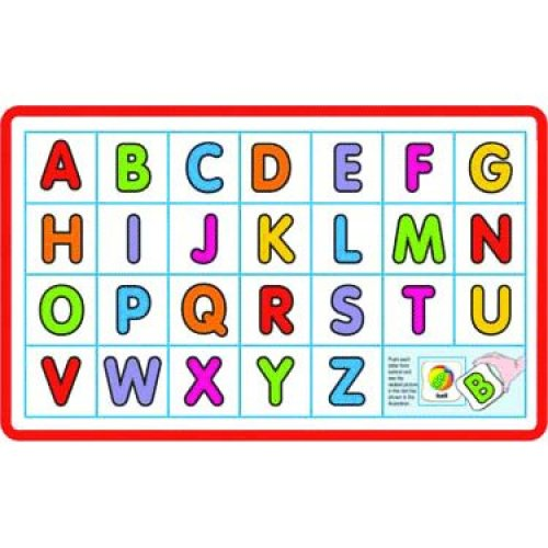 Creative Early Years Play And Learn Capital Alphabet Puzzle - Cre0608 -  cre0608 creative early years play learn alphabet capital