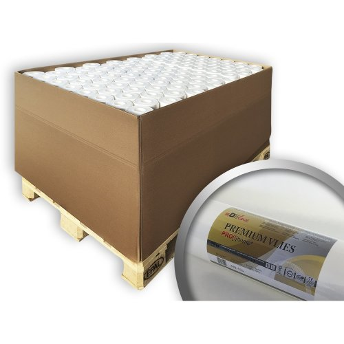 Professional non-woven wall liner 150 g Profhome PremiumVlies smooth   2000 sqm