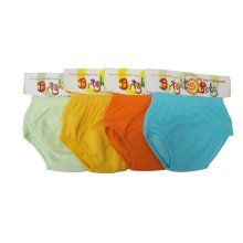 Bright Bots 4pk Washable Training Pants