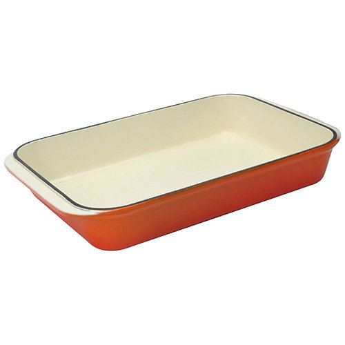 Chasseur Cast Iron Flame Roasting Dish