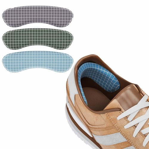 Heel Grips Heel Grips Shoes Too Big Set by Ballotte - 6 Pieces of Gel Heel Grips - Back Inserts Add Extra Volume, Protectors from Slipping Out and...
