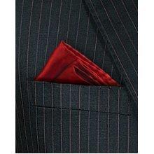 Red Gangster Pocket Handkerchief -  pocket fancy dress handkerchief accessory gangster red 1920s costume prop suit FANCY DRESS GANGSTER HANDKERCHIEF