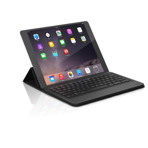 ZAGG Messenger universal Bluetooth QWERTY UK English Black mobile...