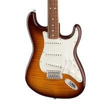 Fender Standard Stratocaster Plus Top, Tobacco Sunburst, Pau Ferro