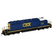 Bachmann Industries EMD SD40 2 DCC CSX #8840 Ready Locomotive (HO Scale), Dark Future