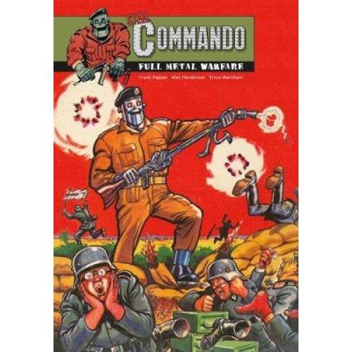 Best of Steel Commando