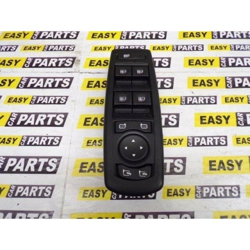 RENAULT LAGUNA RIGHT SIDE FRONT WINDOW SWITCH 809610006R