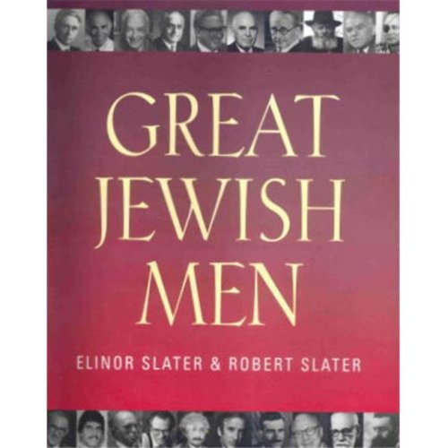 Rite Lite B-MEN Great Jewish Men Book