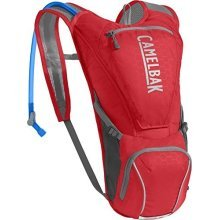 Camelbak Unisex Rogue Hydration Pack, Racing Red/silver, 85 Oz