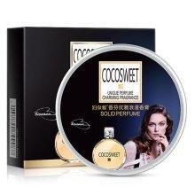 Solid Perfume Antiperspirant Underarm Odor Remover