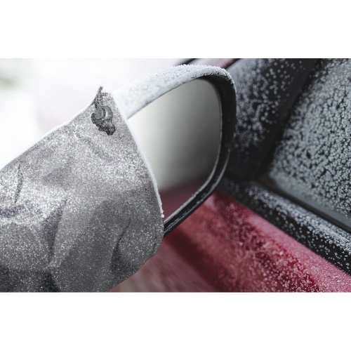 2pc Wing Mirror Snow Covers | Car Side Mirror Covers