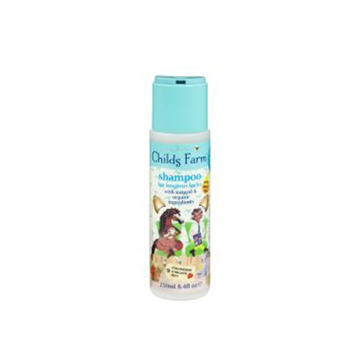 Childs Farm Shampoo for Lucious Locks 250ml