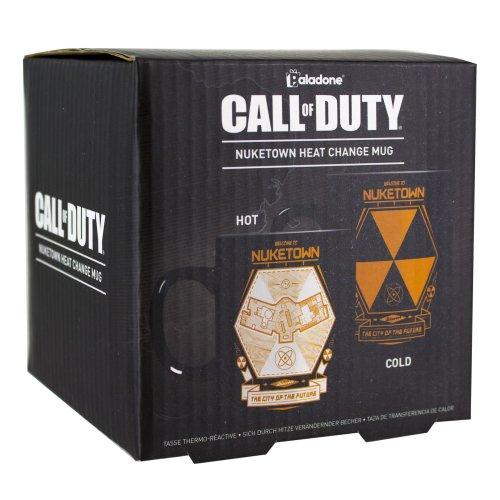 Call of Duty Nuketown Heat Sensitive Changing Mug