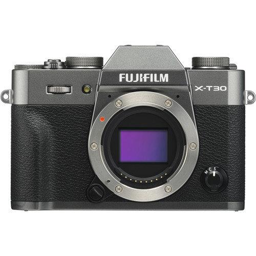 FUJI X-T30 Body Charcoal Silver