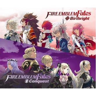 Nintendo Fire Emblem Fates: Conquest, 3DS Basic Nintendo 3DS...