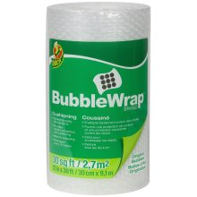 "Duck Bubble Wrap 12""X30""-"