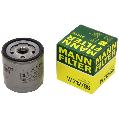 Mann Filter  Hummel W712/95 Oil Filter