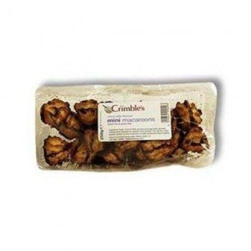 Mrs Crimbles - Mini Chocolate Macaroons 250g