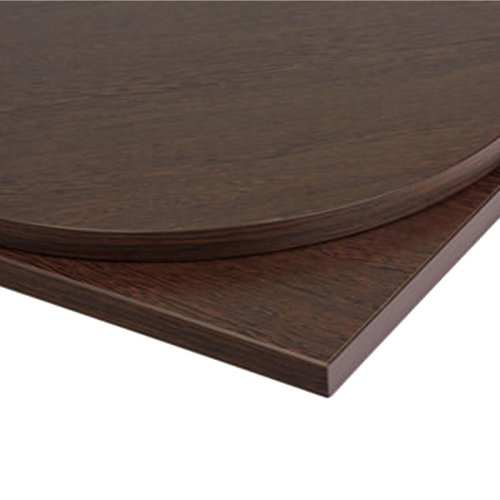 Taybon Laminate Table Top - Wenge Round - 600mm